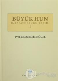 Büyük Hun İmparatorluğu Tarihi (2 Cilt Takım) (Ciltli)