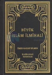 Büyük İslam İlmihali (Orta Boy - Siyah Cilt)
