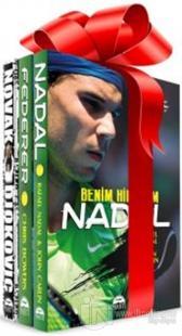 Büyük Tenisçiler Seti (3 Kitap Takım)