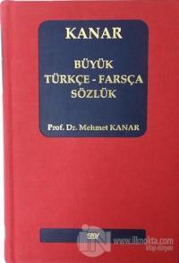 Büyük Türkçe-Farsça Sözlük (Ciltli)