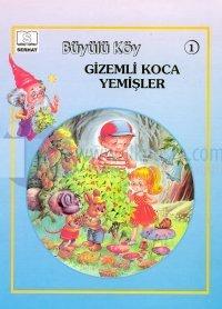 Büyülü Köy (4 Kitap Takım) (Gizemli Koca Yemişler / Kurtarıcı Ayı / Balonla Yolculuk / Fuarda Bir Gece)