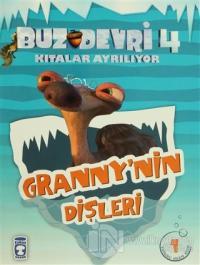 Buz Devri Kıtalar Ayrılıyor 4 - Granny'nin Dişleri 1 Kolektif