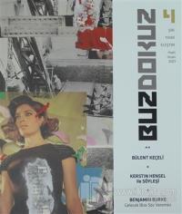 Buzdokuz Şiir-Teori-Eleştiri Dergisi Mart - Nisan 2021 Kolektif