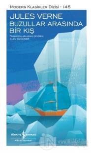 Buzullar Arasında Bir Kış (Şömizli) (Ciltli) Jules Verne