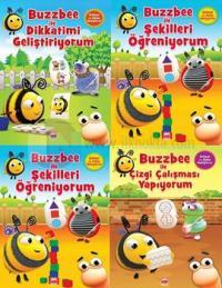 Buzzbee Serisi- 4 kitap