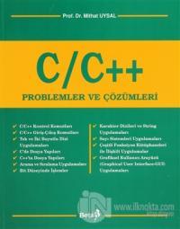 C/C++ Problemler ve Çözümleri