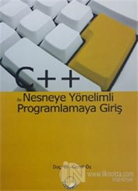 C++ Nesneye Yönelimli Programlamaya Giriş