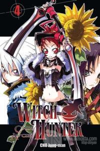 Cadı Avcısı - Witch Hunter (Cilt 4) %25 indirimli Cho Jung-man