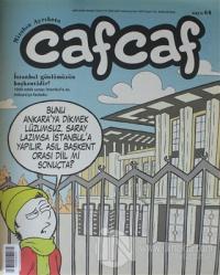 Cafcaf Sayı: 64 Kolektif
