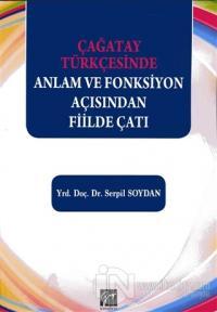 Çağatay Türkçesinde Anlam ve Fonksiyon Açısından Fiilde Çatı %10 indir