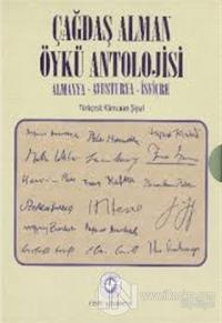 Çağdaş Alman Öykü Antolojisi (2 Cilt Takım)