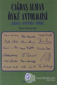 Çağdaş Alman Öykü Antolojisi 2 (Ciltli)