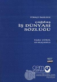 Çağdaş İş Dünyası Sözlüğü (3 Cilt) Türkçe - İngilizce / İngilizce - Türkçe (Ciltli)