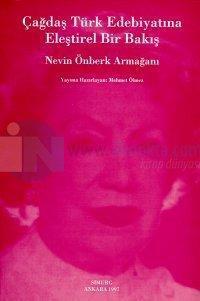 Çağdaş Türk Edebiyatına Eleştirel Bir Bakış Nevin Önberk Armağanı