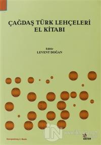 Çağdaş Türk Lehçeleri El Kitabı