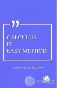Calculus In Easy Method