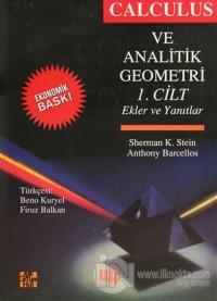 Calculus ve Analitik Geometri 1 (Ekonomik Baskı) %5 indirimli Sherman