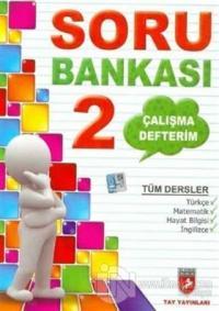 Çalışma Defterim Tüm Dersler Soru Bankası 2.Sınıf