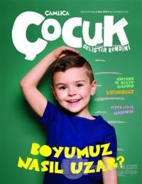 Çamlıca Çocuk Dergisi Sayı: 31 Ekim 2018