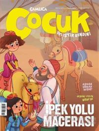Çamlıca Çocuk Dergisi: Sayı 32 (Kasım 2018)
