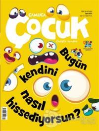 Çamlıca Çocuk Dergisi Sayı: 41 Eylül 2019