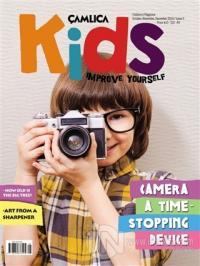 Çamlıca Kids Dergisi Sayı: 5 Ekim, Kasım, Aralık 2019