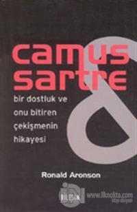 Camus&Sarte-Bir Dostluk ve Onu Bitiren Çekişmenin Hikayesi %10 indirim