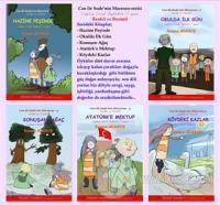 Can ile Sude'nin Macerası Serisi (5 Kitap)