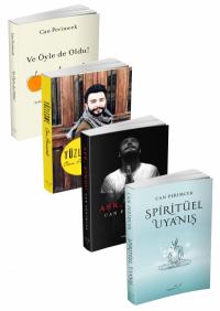 Can Perimcek 4 Kitap Takım