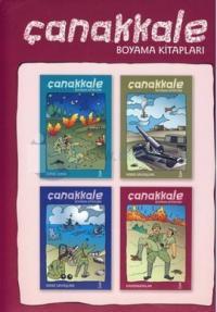 Çanakkale Boyama Kitapları