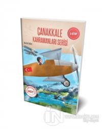 Çanakkale Kahramanları Seti (5 Kitap Takım)