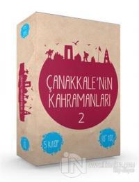 Çanakkale'nin Kahramanları - 2 (5 Kitap Takım)