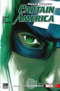 Captain America Cilt 2: Maria Hill'in Mahkemesi
