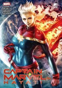 Captain Marvel'in Hayatı