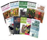 Carlos Castaneda 10 Kitap Takım