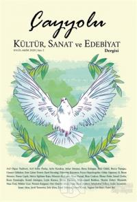 Çayyolu Kültür, Sanat ve Edebiyat Dergisi 2.Sayı Eylül - Ekim 2020