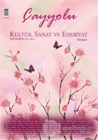 Çayyolu Kültür, Sanat ve Edebiyat Dergisi 6. Sayı Mayıs - Haziran 2021