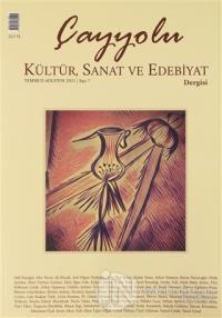 Çayyolu Kültür, Sanat ve Edebiyat Dergisi 7. Sayı Temmuz - Ağustos 202
