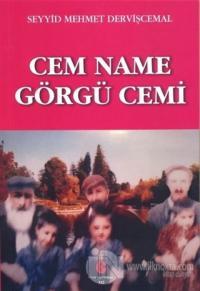 Cem Name Görgü Cemi