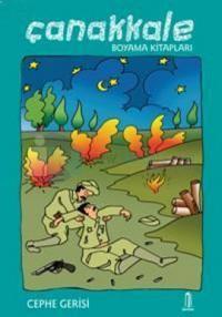 Cephe Gerisi Boyama Kitabı
