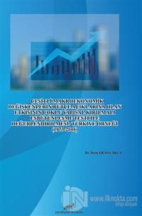 Çeşitli Makroekonomik Değişkenlerin Bütçe Açıklarına Olan Etkisinin Çoklu Yapısal Kırılmalı Eşbütünleşme Testi İle Değerlendirilmesi: Türkiye Örneği (1973-2016)