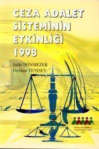 Ceza Adalet Sisteminin Etkinliği1998