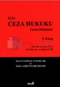 Ceza Hukuku Genel Hükümler 2. Kitap