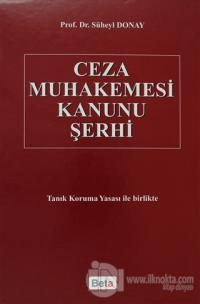 Ceza Muhakemesi Kanunu Şerhi (Ciltli)