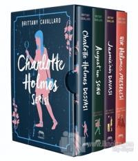 Charlotte Holmes Serisi Kutulu Set (4 Kitap Takım) (Ciltli)