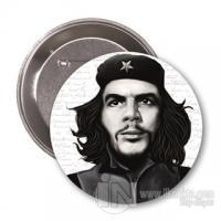 Che Guevara (Karikatür) - Rozet