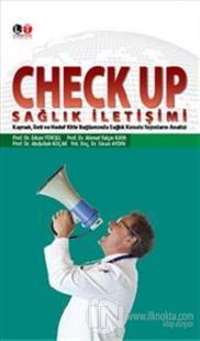 Check Up Sağlık İletişimi %12 indirimli Erkan Yüksel