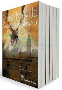 China Mieville Bilim Kurgu Seti - 6 Kitap Takım