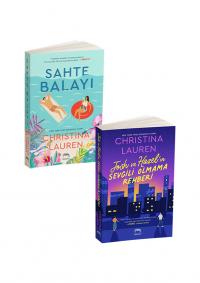 Christina Lauren 2 Kitap Takım