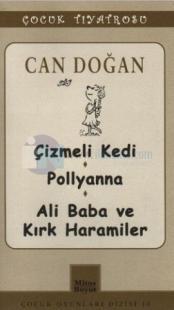 çift kayıt Çocuk Oyunları 10 Çizmeli Kedi - Pollyanna - Ali Baba ve Kı